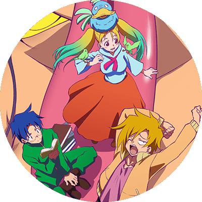 TVアニメ「平穏世代の韋駄天達」公式サイトニュース
